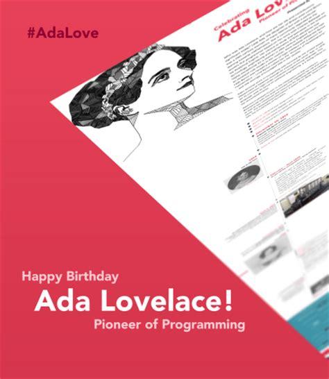 Lady Ada Lovelace- First Computer Programmer Essay